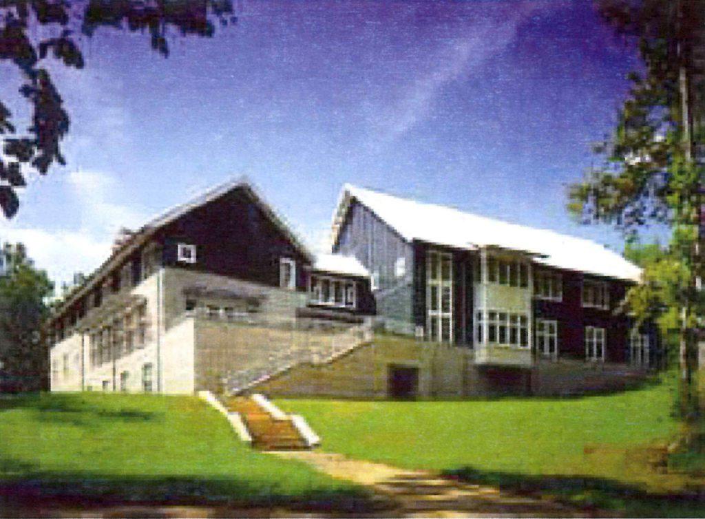 Novaparke Building Idea